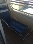 Balcony lounger