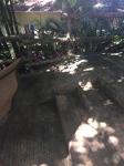 Pool area ramp