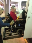 Wheelchair Transportation in San Juan