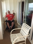 Accessible Suite Balcony