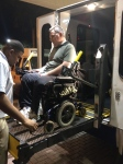 Hotel Accessible Shuttle