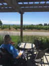 View from Keint-He Winery