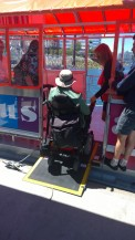 Accessible Aquabus