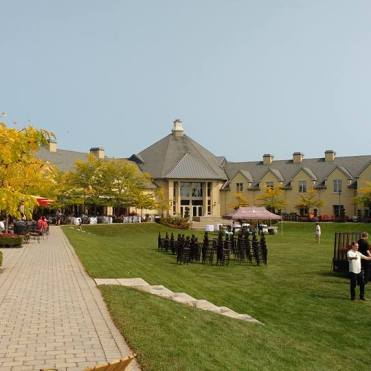 Peller Estates Grounds
