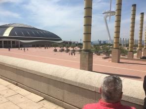 Olympic Stadium park