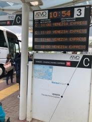 ATVO bus stop